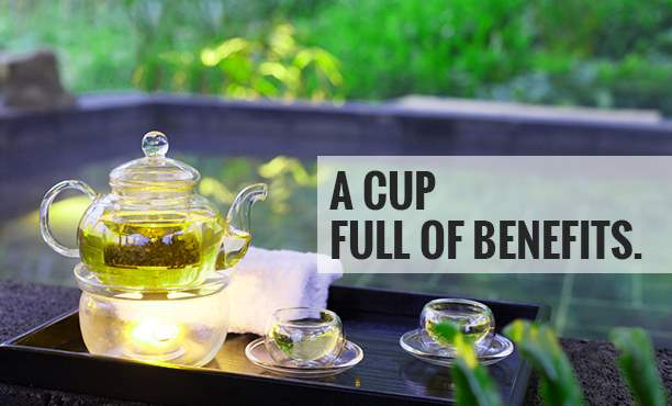 A Cup Full of Benefits