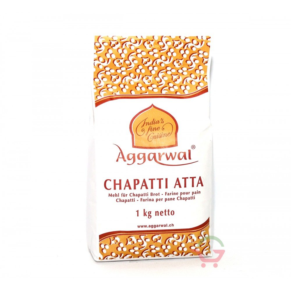 Aggarwal Chapatti Atta 1kg