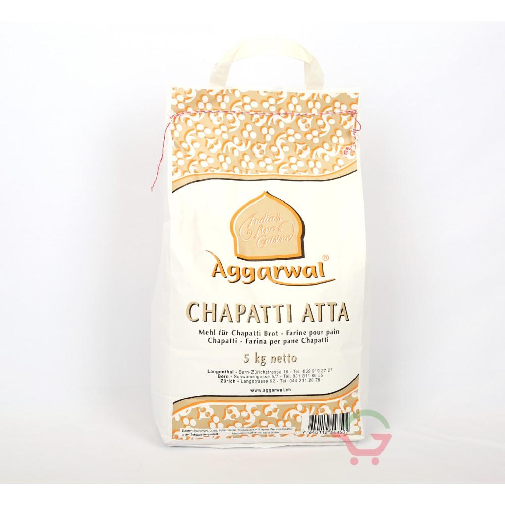 Aggarwal Chapatti Atta 5kg