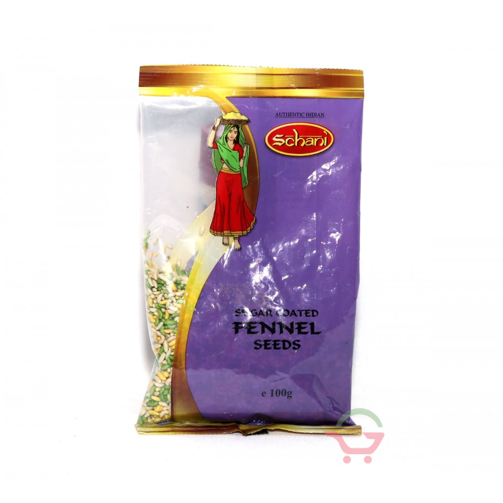 Fennel seeds sugar coated 100g