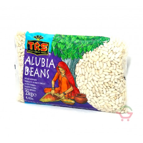 Alubia Beans 2kg