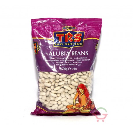 Alubia Beans 500g