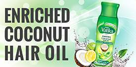 Vatica Coconut Hair Oil